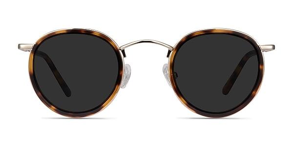 Critic Tortoise Acetate Sunglass Frames