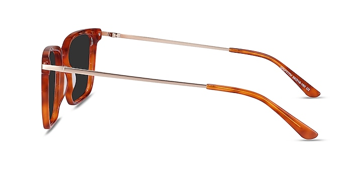 Griffith Light Tortoise Acetate-metal Sunglass Frames from EyeBuyDirect