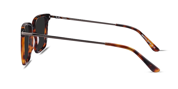Griffith Tortoise Acetate-metal Sunglass Frames from EyeBuyDirect