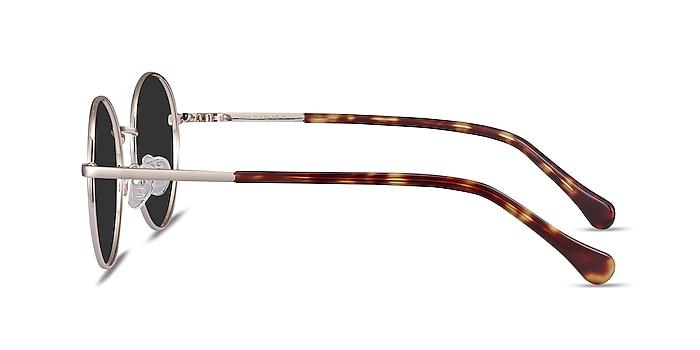 Grasp Gold Acetate-metal Sunglass Frames from EyeBuyDirect