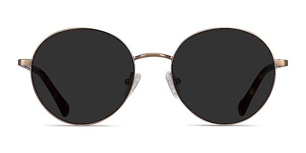 Grasp Bronze Acetate-metal Sunglass Frames