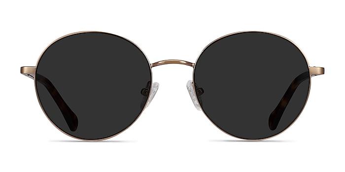 Grasp Bronze Acetate-metal Sunglass Frames from EyeBuyDirect