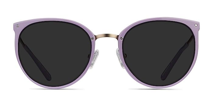 Crush Lavender Acetate-metal Sunglass Frames from EyeBuyDirect
