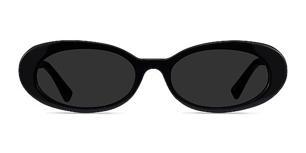 Winona Black Acetate Sunglass Frames