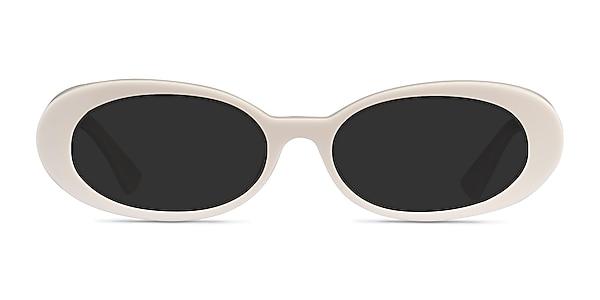 Winona Beige Acetate Sunglass Frames