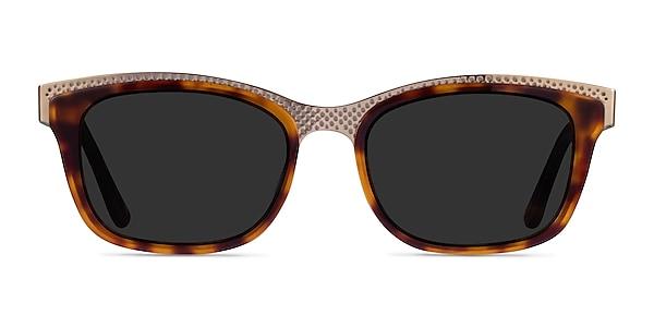 Solis Tortoise Gold Acetate Sunglass Frames