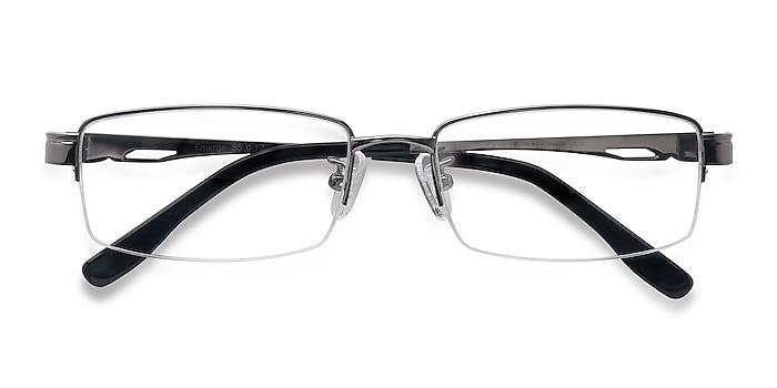 Gunmetal Emerge -  Lightweight Titanium Eyeglasses