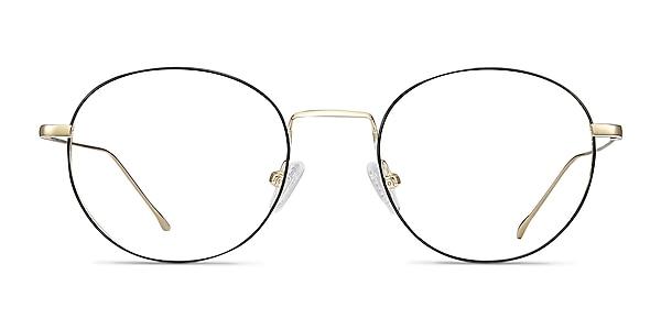 Aegis Noir Titane Montures de lunettes de vue