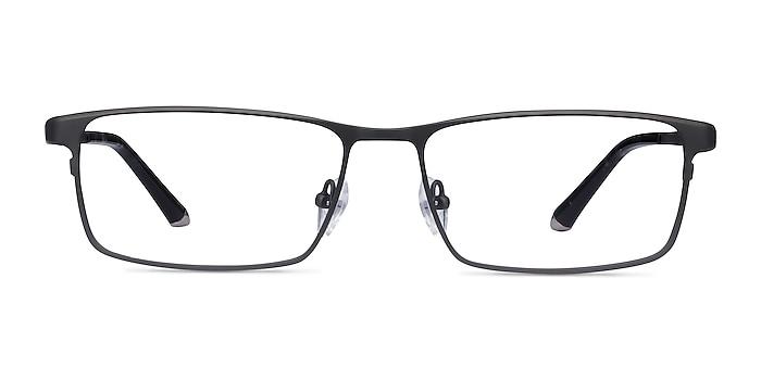 Kept Gray Titanium Eyeglass Frames from EyeBuyDirect