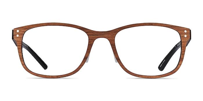 Earth Light Wood Wood-texture Eyeglass Frames from EyeBuyDirect