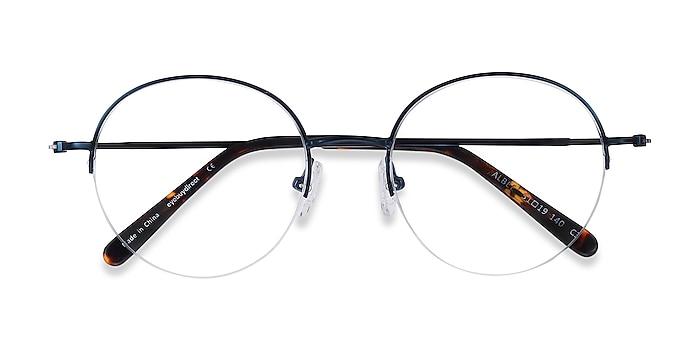 Blue Albee -  Vintage Metal Eyeglasses