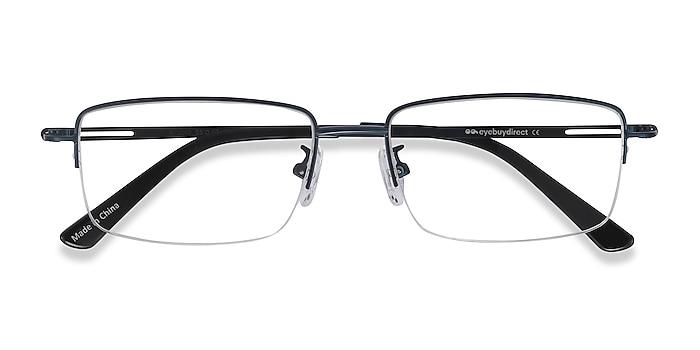 Navy Studio -  Lightweight Metal Eyeglasses