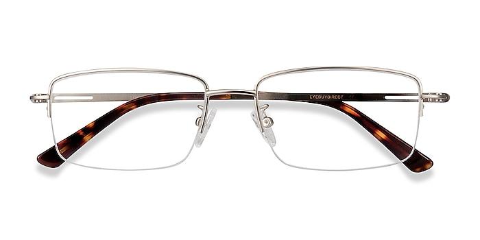 Silver Studio -  Lightweight Metal Eyeglasses