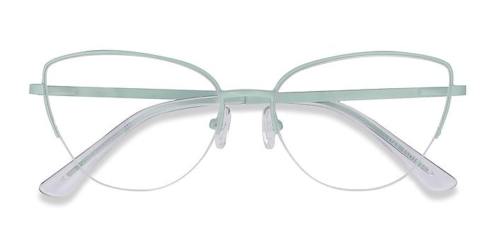 Mint Star -  Fashion Metal Eyeglasses