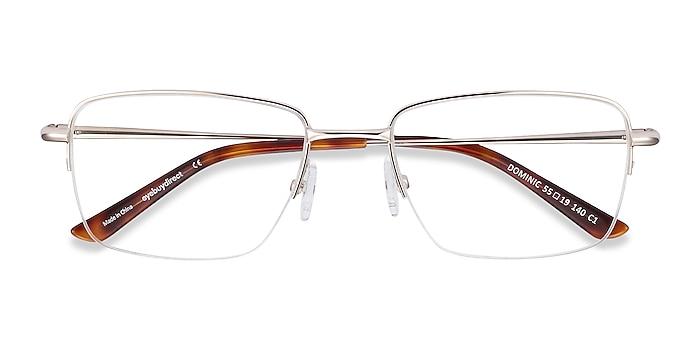 Gold Dominic -  Metal Eyeglasses