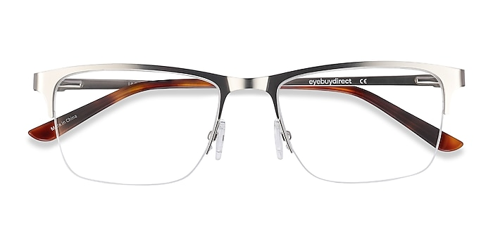 Silver Jasper -  Metal Eyeglasses