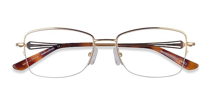 Gold Rachel -  Metal Eyeglasses