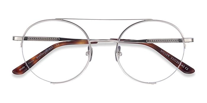 Silver Miller -  Metal Eyeglasses