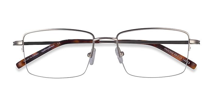 Silver Process -  Metal Eyeglasses