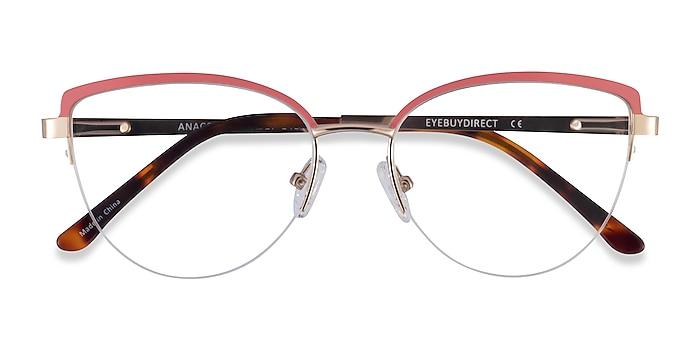 Pink Gold Anacostia -  Metal Eyeglasses