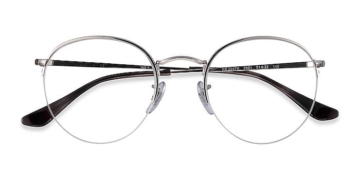 Silver Ray-Ban RB3947V -  Metal Eyeglasses