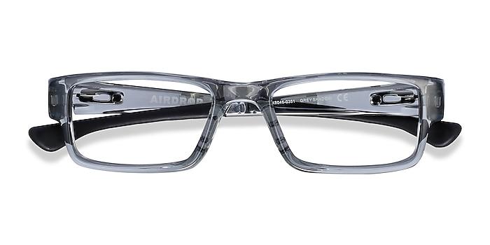 Gray Shadow Oakley Airdrop -  Plastic Eyeglasses