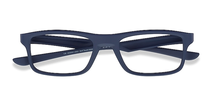Universal Blue Oakley Plank 2.0 -  Lightweight Plastic Eyeglasses