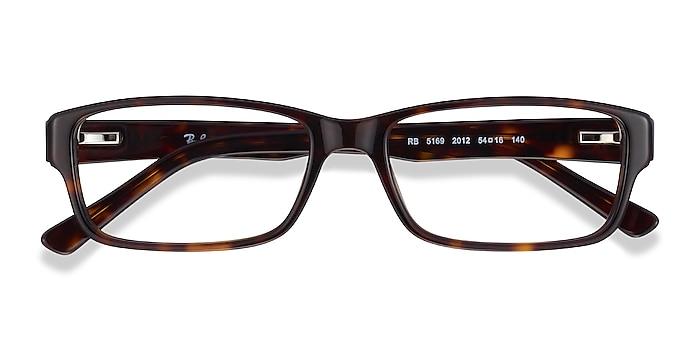 Tortoise Ray-Ban RB5169 -  Acetate Eyeglasses