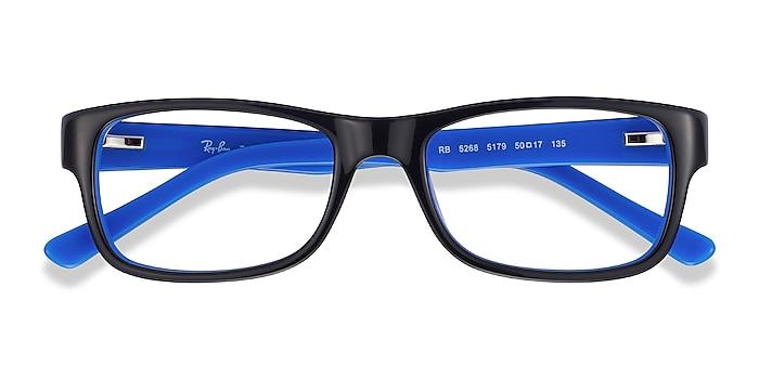 Black Ray-Ban RB5268 -  Acetate Eyeglasses
