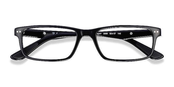 Black Ray-Ban RB5277 -  Acetate Eyeglasses