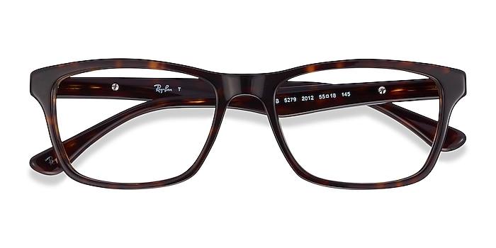 Tortoise Ray-Ban RB5279 -  Acetate Eyeglasses