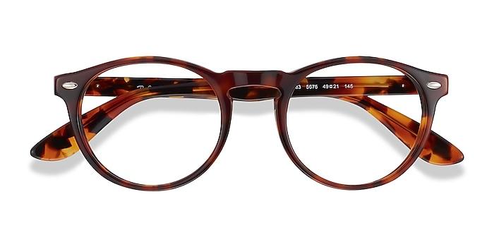 Tortoise Ray-Ban RB5283 -  Acetate Eyeglasses