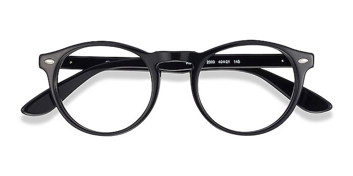 Black Ray-Ban RB5283 -  Acetate Eyeglasses