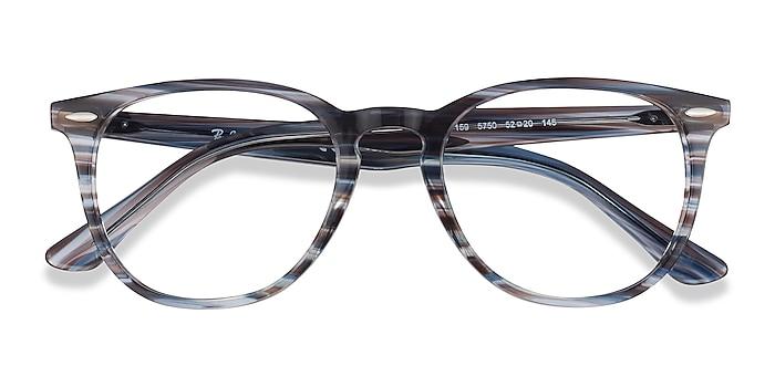 Blue Ray-Ban RB7159 -  Plastic Eyeglasses