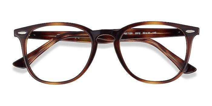 Tortoise Ray-Ban RB7159 -  Plastic Eyeglasses