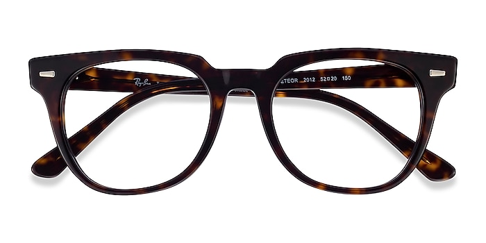 Tortoise Ray-Ban Meteor -  Vintage Acetate Eyeglasses