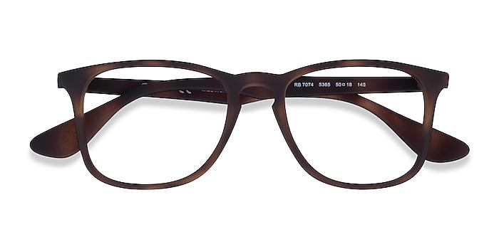 Tortoise Ray-Ban RB7074 -  Classic Plastic Eyeglasses