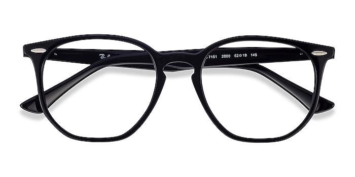 Black Ray-Ban RB7151 -  Classic Acetate Eyeglasses