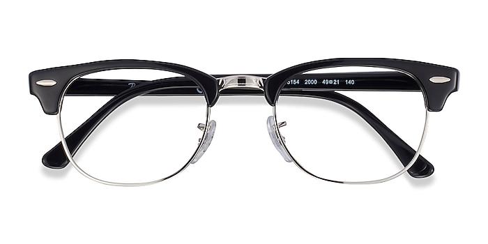 Black Ray-Ban RB5154 -  Acetate, Metal Eyeglasses