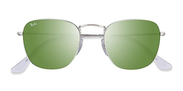Silver Ray-Ban Frank -  Metal Sunglasses