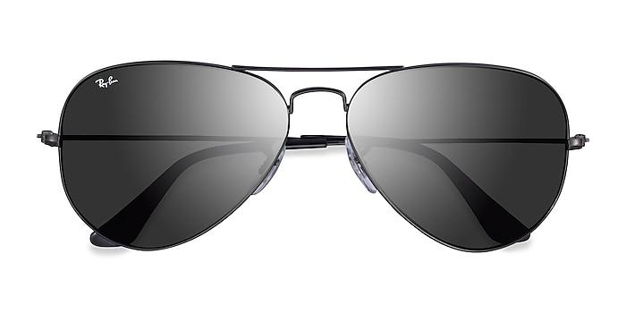 Black Ray-Ban RB3025 -  Metal Sunglasses