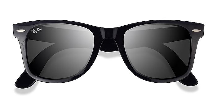 Black Ray-Ban RB2140 -  Acetate Sunglasses