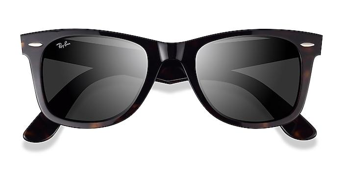 Tortoise Ray-Ban RB2140 -  Acetate Sunglasses