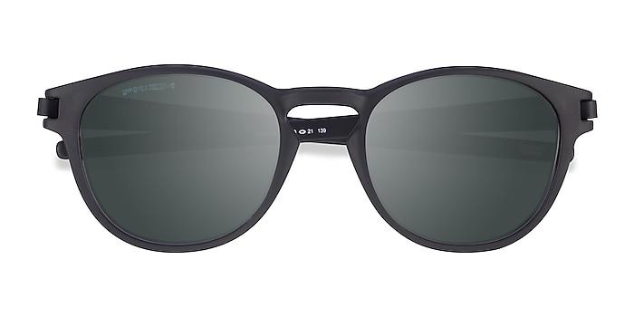 Matte Black Oakley Latch -  Plastic Sunglasses