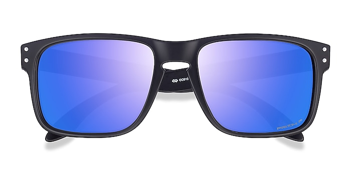 Matte Black Oakley Holbrook -  Plastic Sunglasses