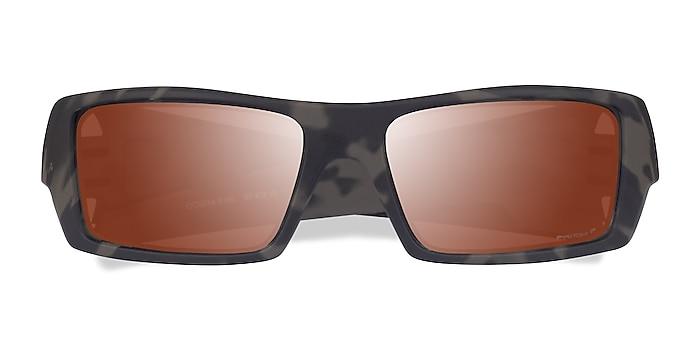 Matte Olive Camo Oakley Gascan -  Plastic Sunglasses