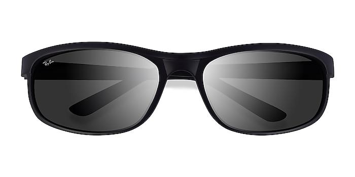 Black Ray-Ban RB2027 -  Plastic Sunglasses