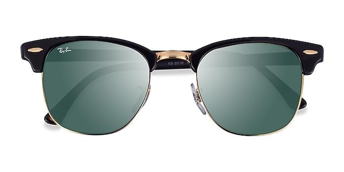 Black Ray-Ban RB3016 -  Acetate Sunglasses