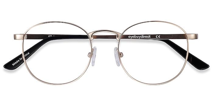 Golden St Michel -  Vintage Metal Eyeglasses
