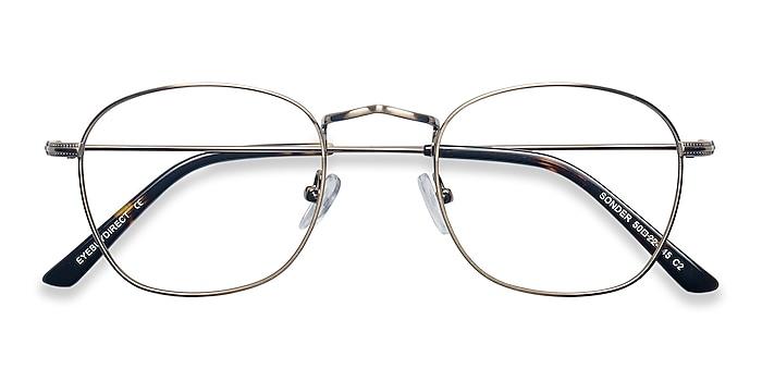 Bronze Sonder -  Vintage Metal Eyeglasses